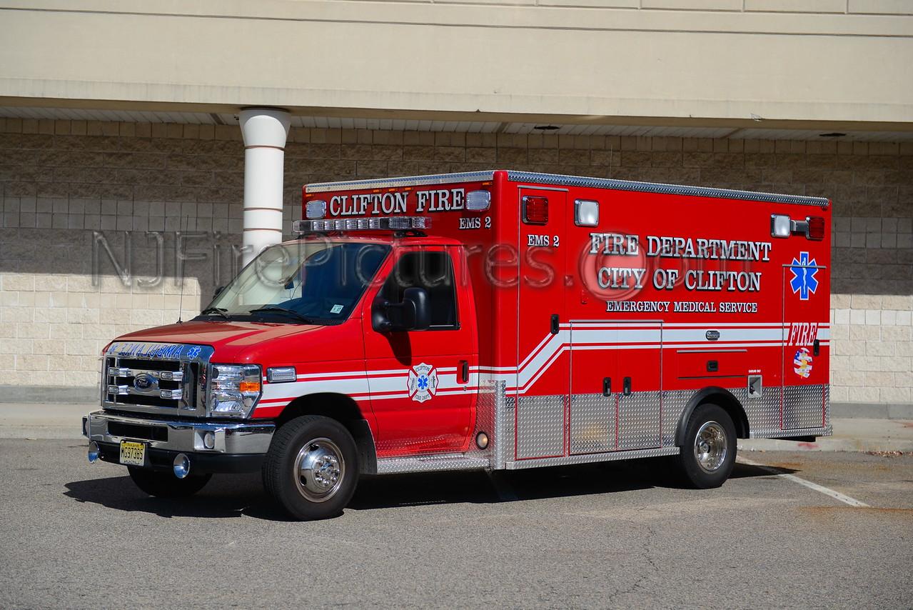 CLIFTON EMS 2