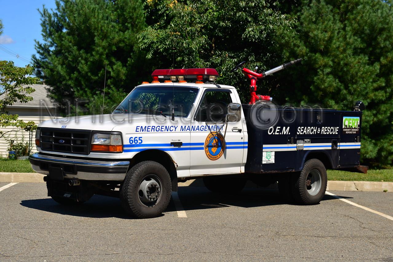 BLOOMINGDALE, NJ OEM 665