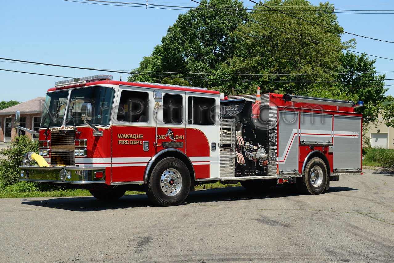 WANAQUE, NJ ENGINE 541