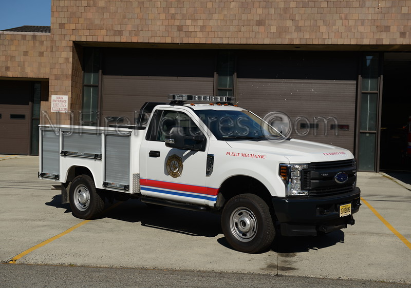 PATERSON, NJ FIRE DEPARTMENT FLEET MECHANIC