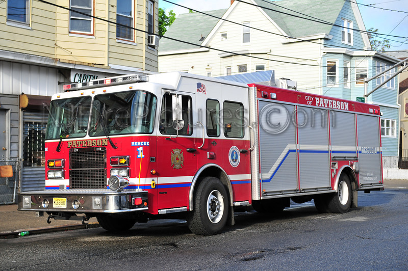 PATERSON, NJ RESCUE 1