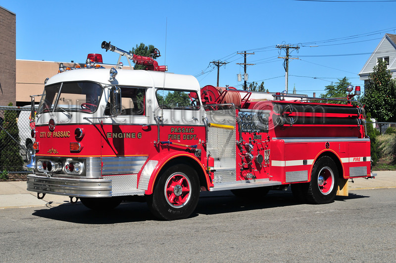 PASSAIC, NJ ENGINE 6