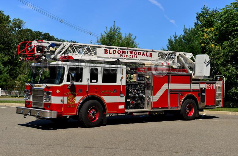 BLOOMINGDALE, NJ LADDER 664