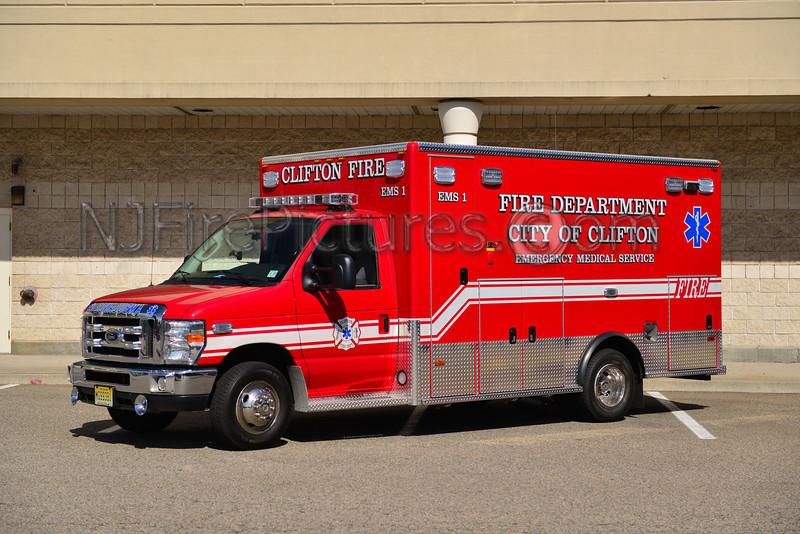 CLIFTON EMS 1
