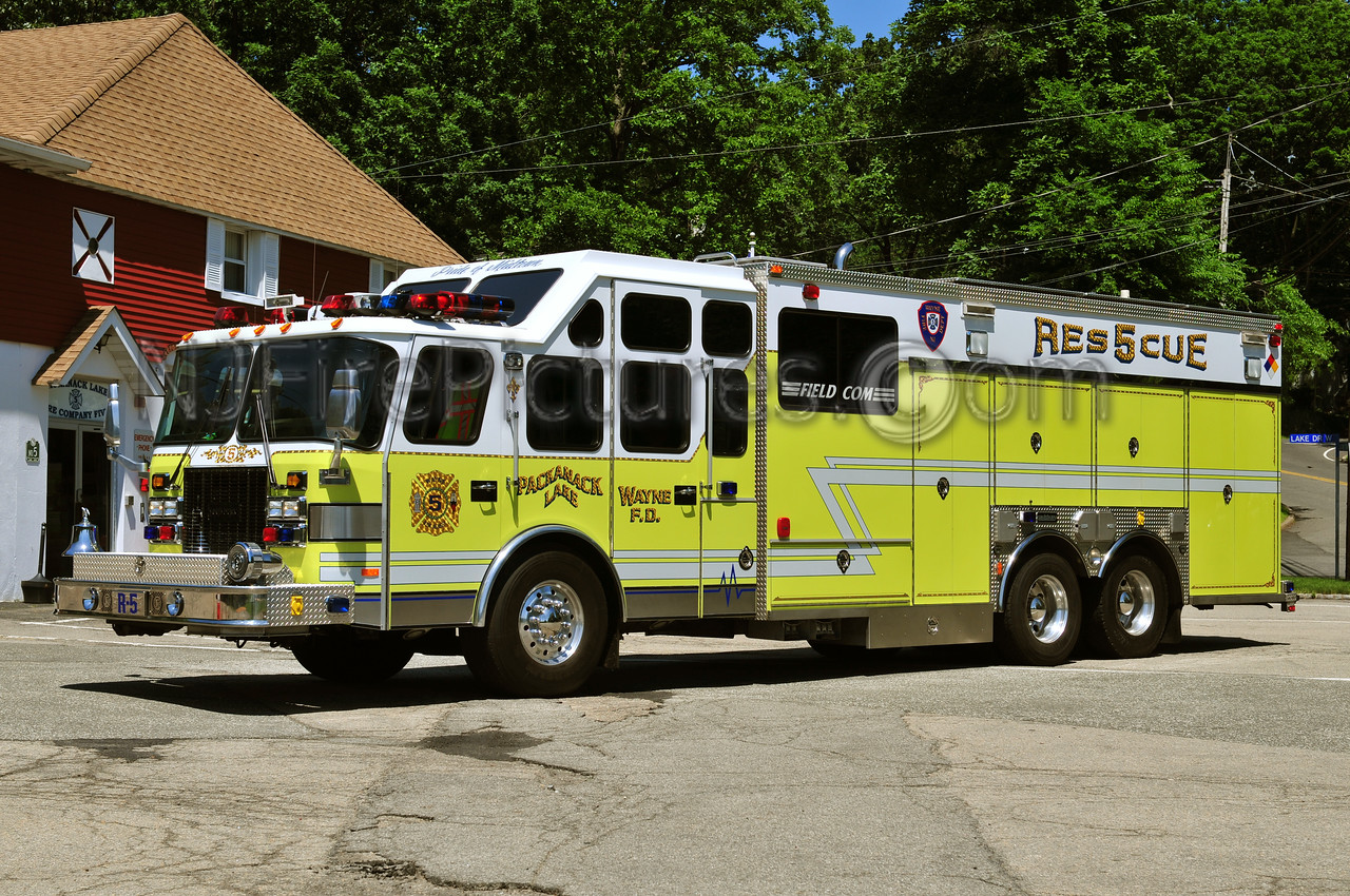 WAYNE, NJ RESCUE 5