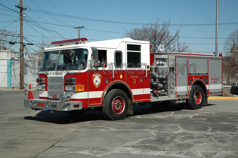 PASSAIC, NJ ENGINE 3