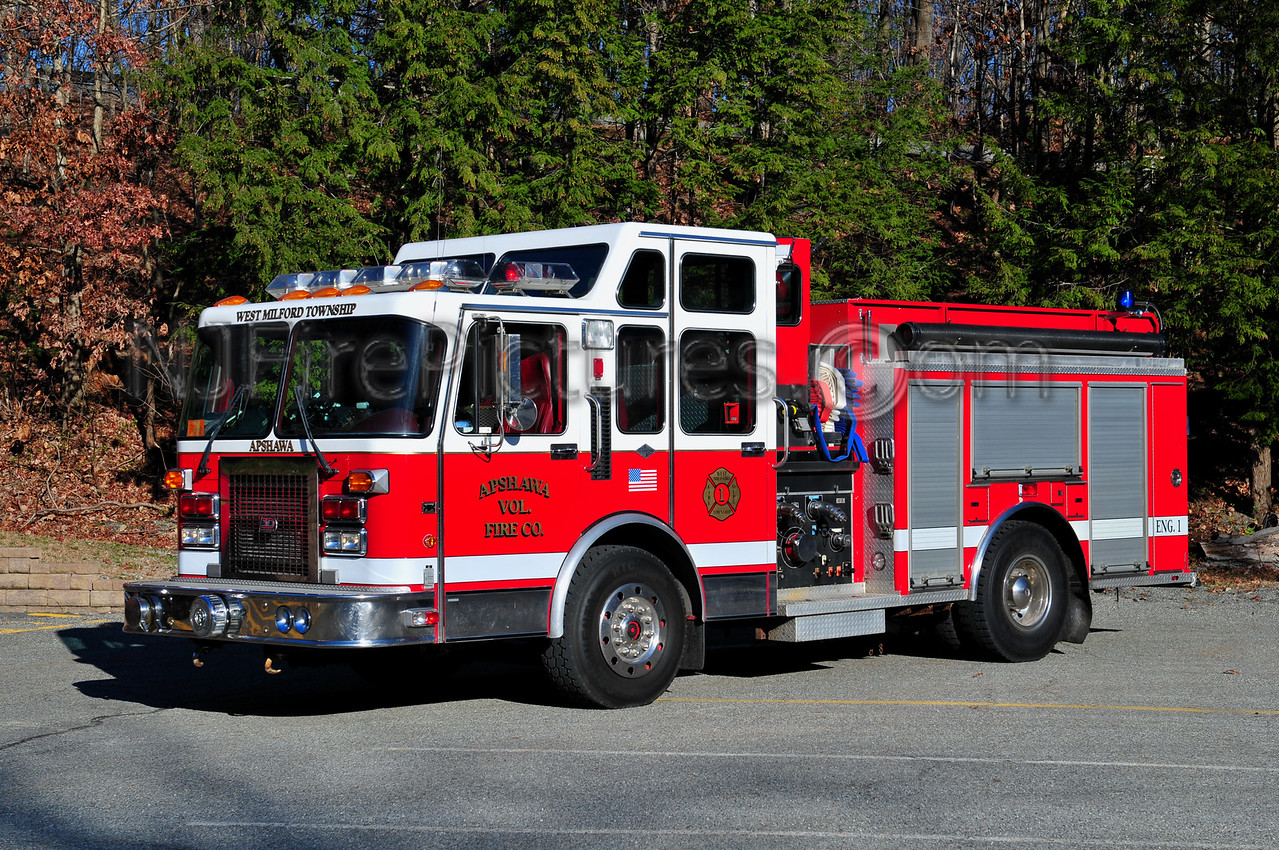 WEST MILFORD ENGINE 1 - 1995 SPARTAN/3D 1500/1000/30