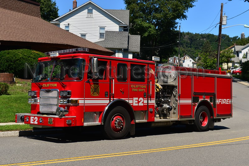 CLIFTON, NJ ENGINE 2