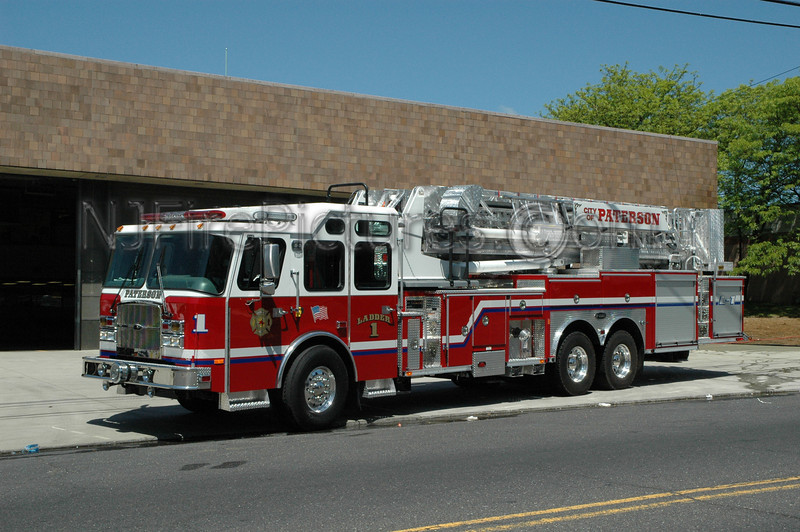 PATERSON, NJ LADDER 1