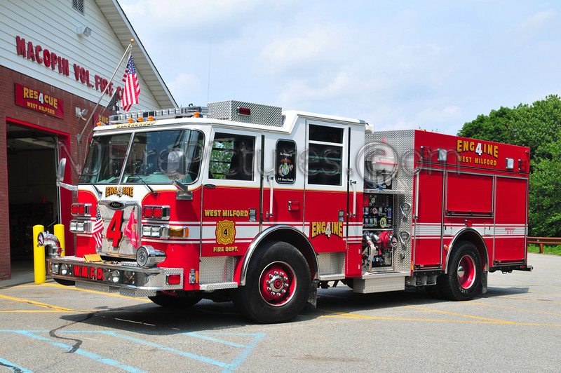 WEST MILFORD, NJ ENGINE 4