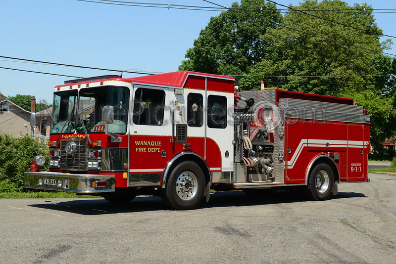WANAQUE, NJ ENGINE 544