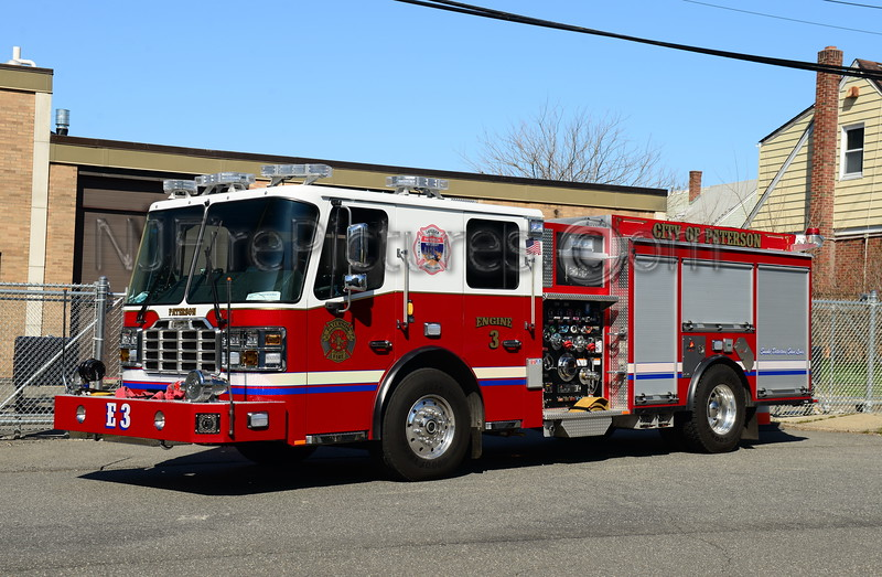 PATERSON, NJ ENGINE 3