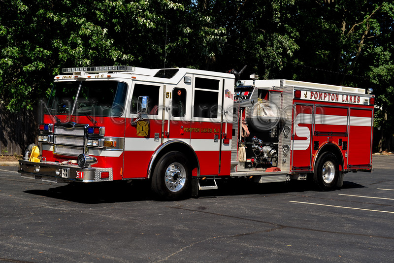 POMPTON LAKES, NJ ENGINE 51
