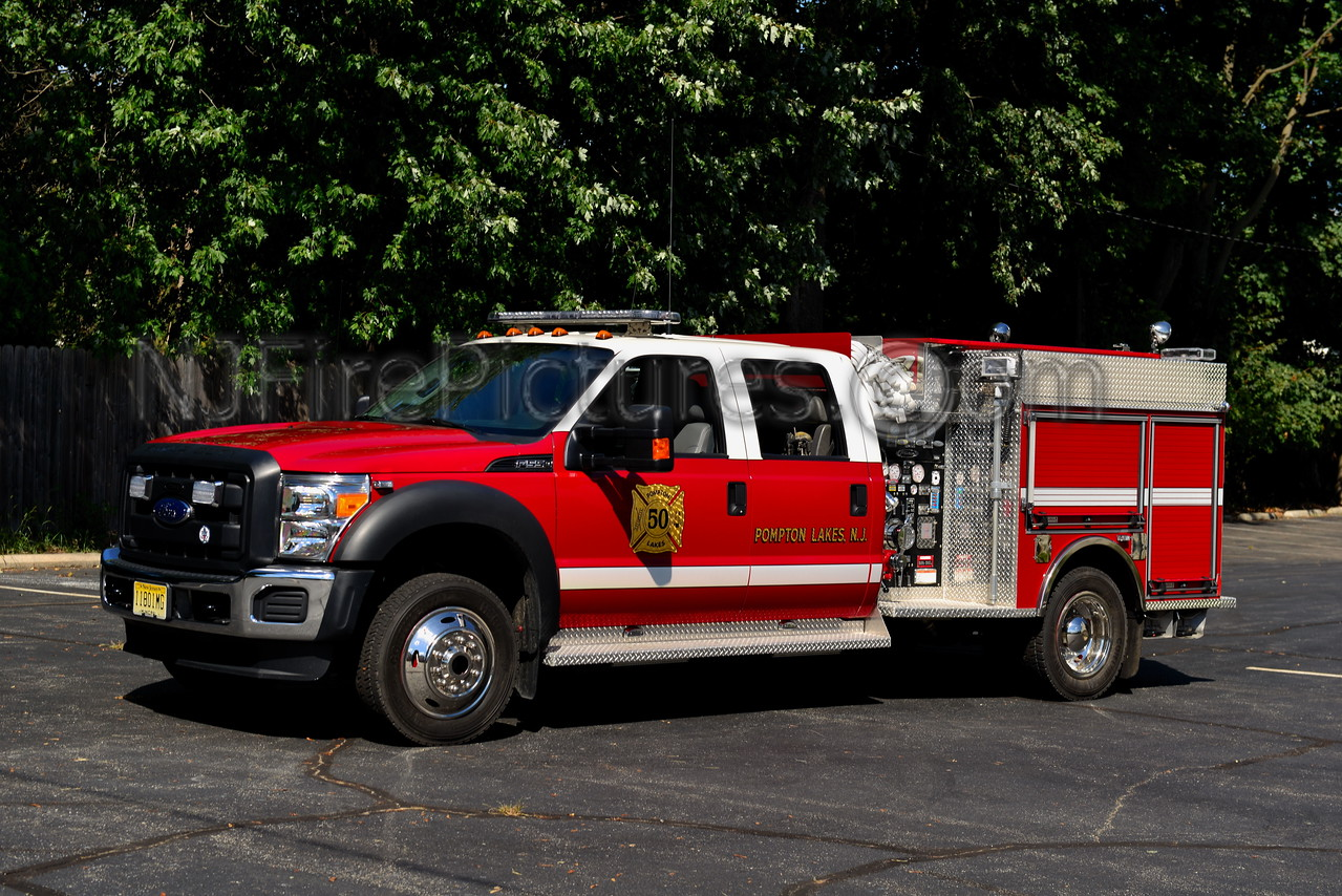 POMPTON LAKES, NJ ENGINE 50
