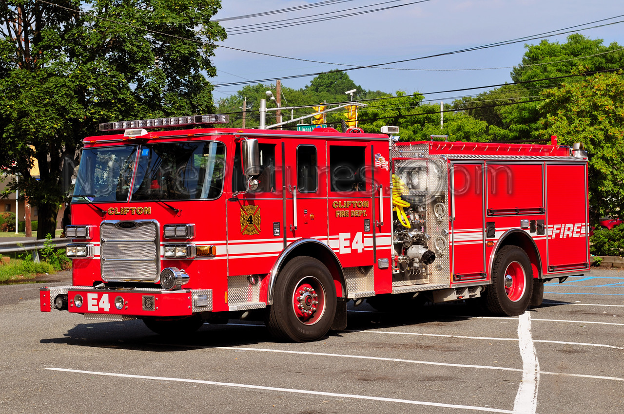 CLIFTON, NJ ENGINE 4