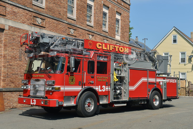 CLIFTON, NJ LADDER 3