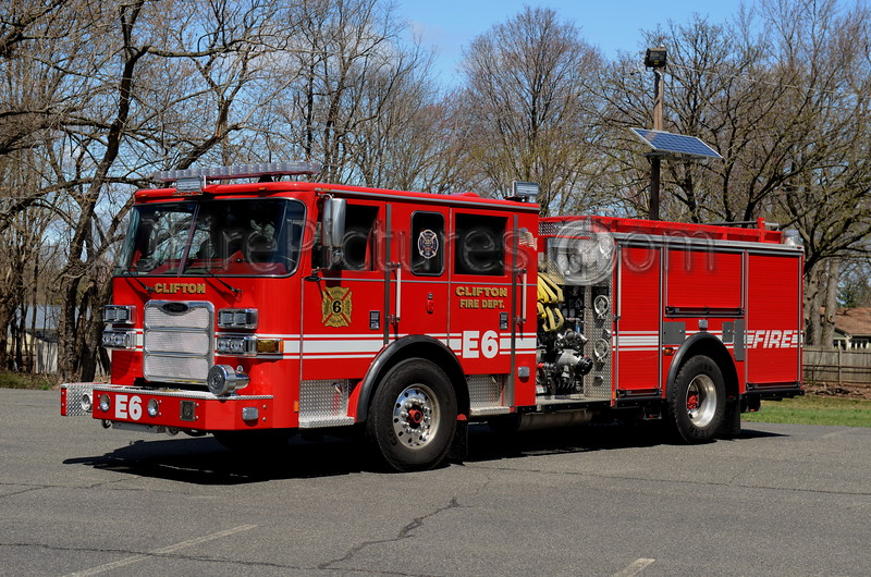 CLIFTON, NJ ENGINE 6