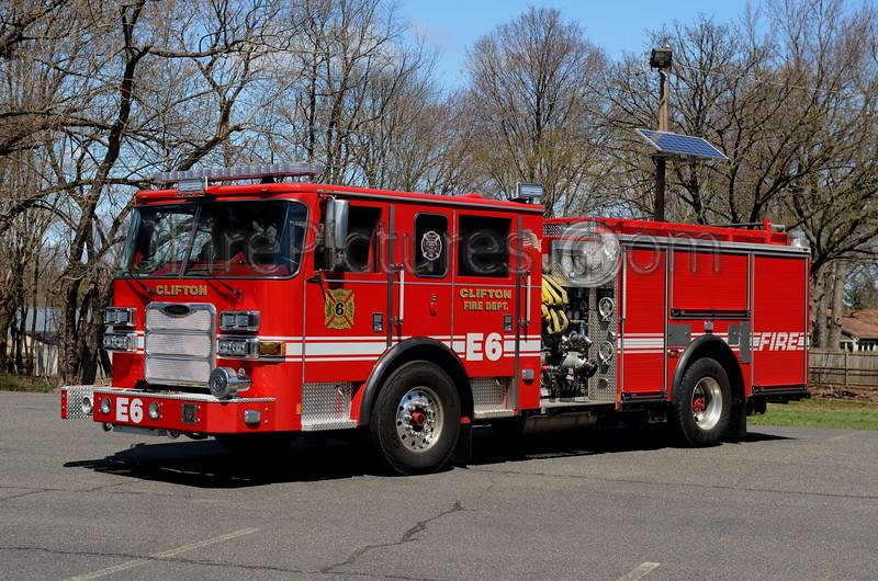 CLIFTON, NJ ENGINE 6