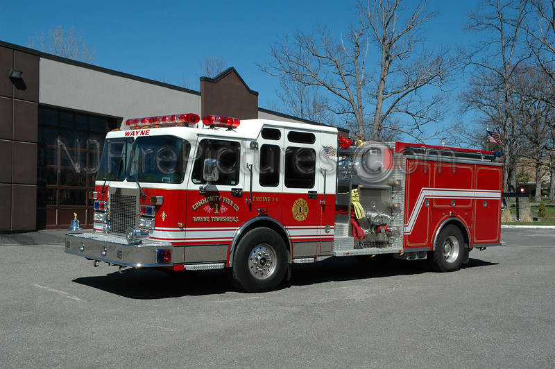 WAYNE, NJ ENGINE 1-1