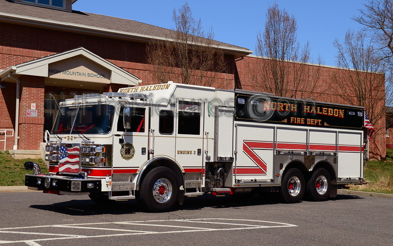 NORTH HALEDON, NJ ENGINE 2