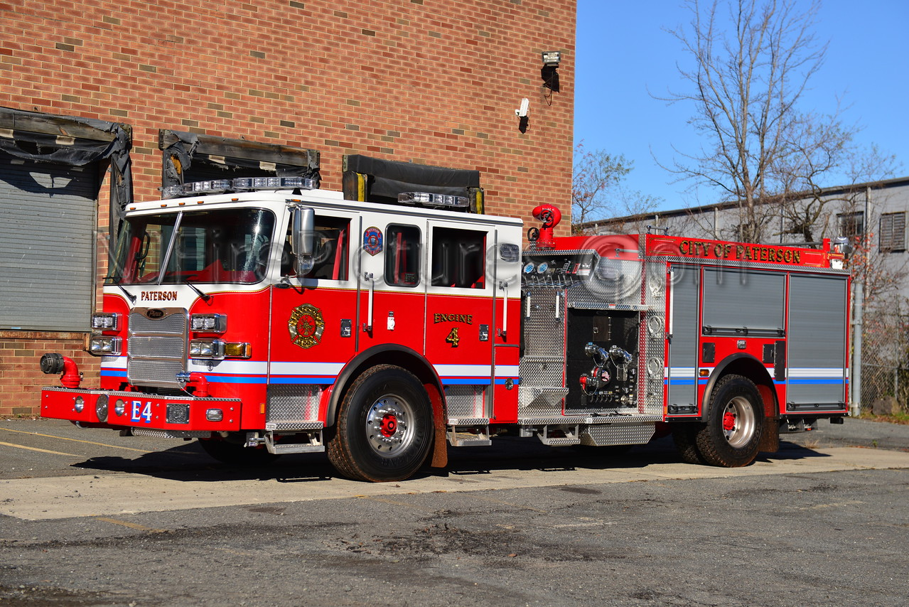 PATERSON, NJ ENGINE 4