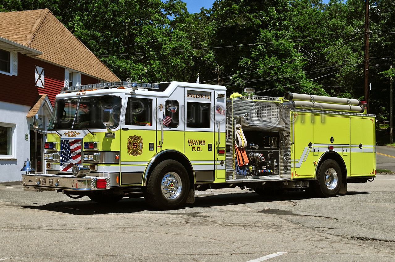 WAYNE, NJ ENGINE 5-2