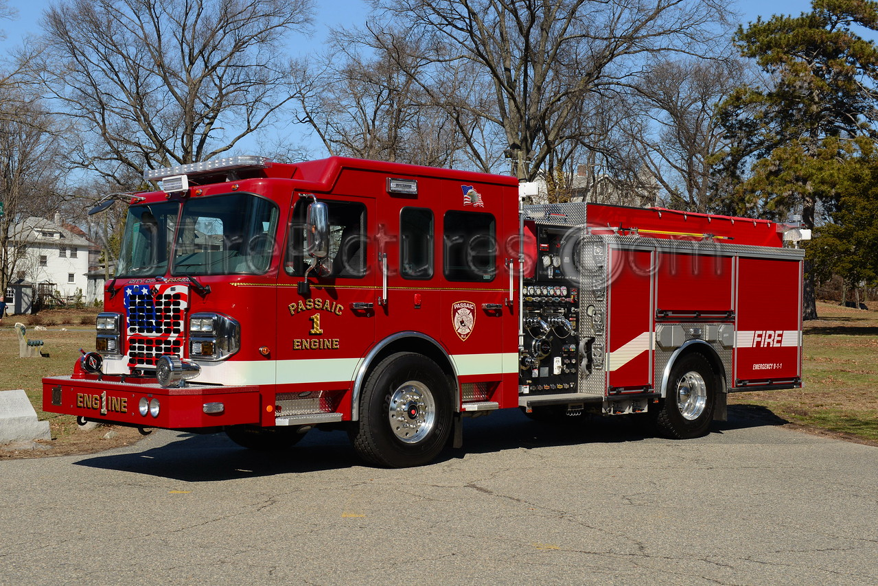 PASSAIC, NJ ENGINE 1
