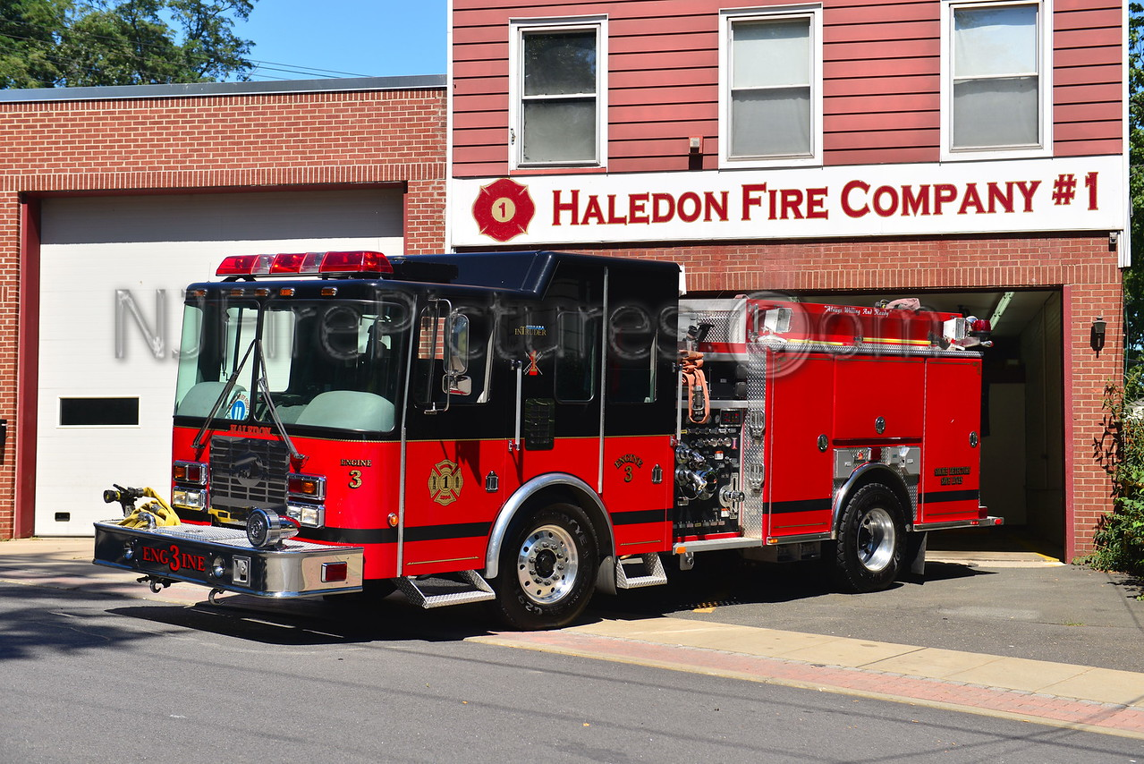 HALEDON ENGINE 3