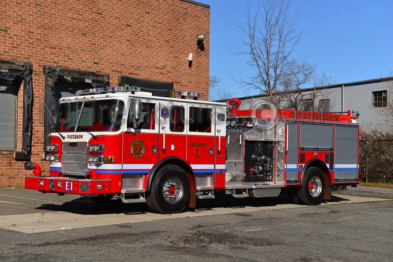 PATERSON, NJ ENGINE 1