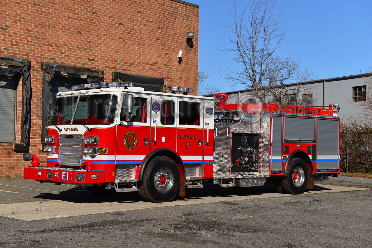 PATERSON, NJ ENGINE 1