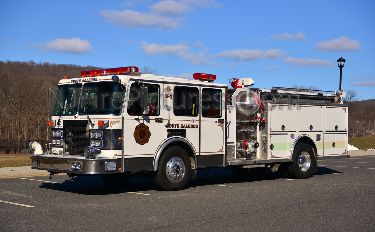 NORTH HALEDON ENGINE 1