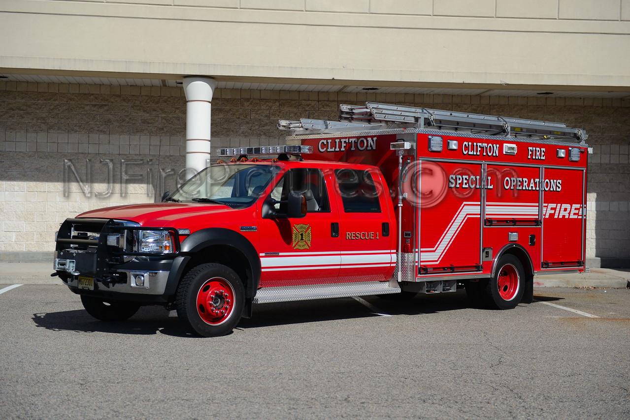 CLIFTON RESCUE 1