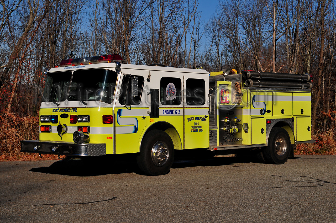 WEST MILFORD, NJ ENGINE 6-2