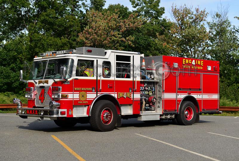 WEST MILFORD, NJ ENGINE 4