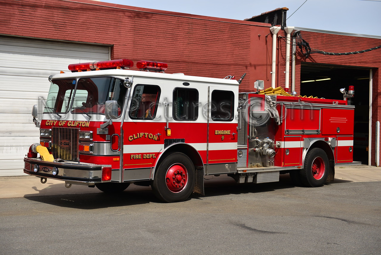 CLIFTON ENGINE 9