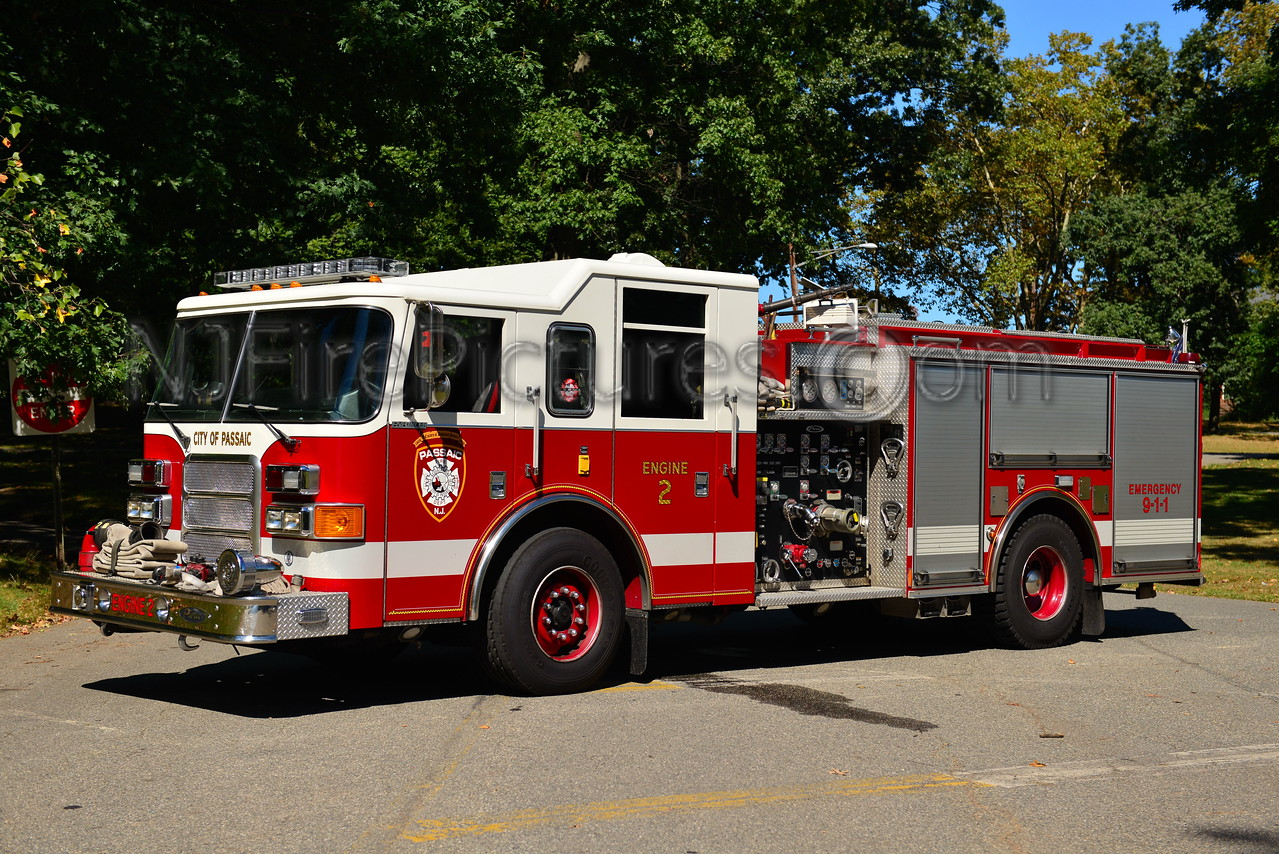 PASSAIC ENGINE 2