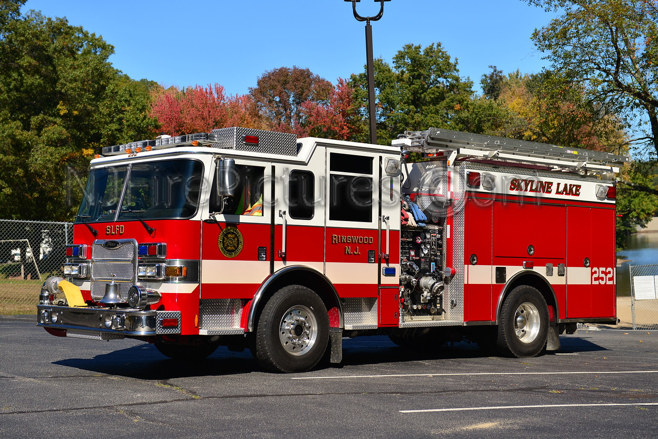 RINGWOOD, NJ SKYLINE LAKES ENGINE 252