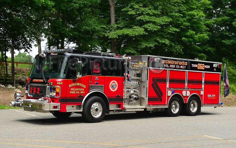 RINGWOOD, NJ TANKER 262 STONETOWN FIRE CO.