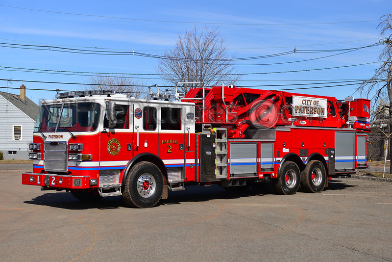 PATERSON, NJ LADDER 2