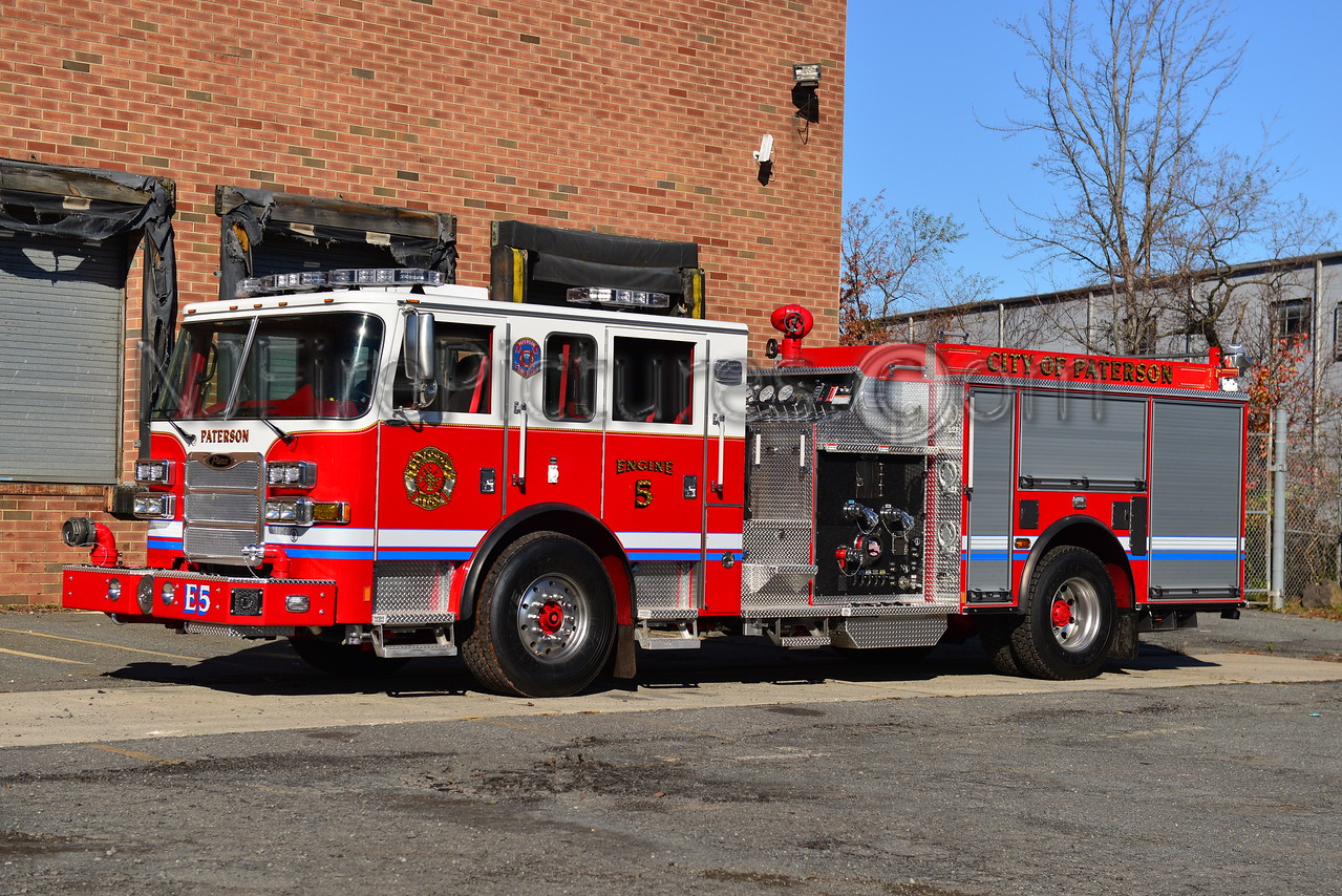 PATERSON, NJ ENGINE 5