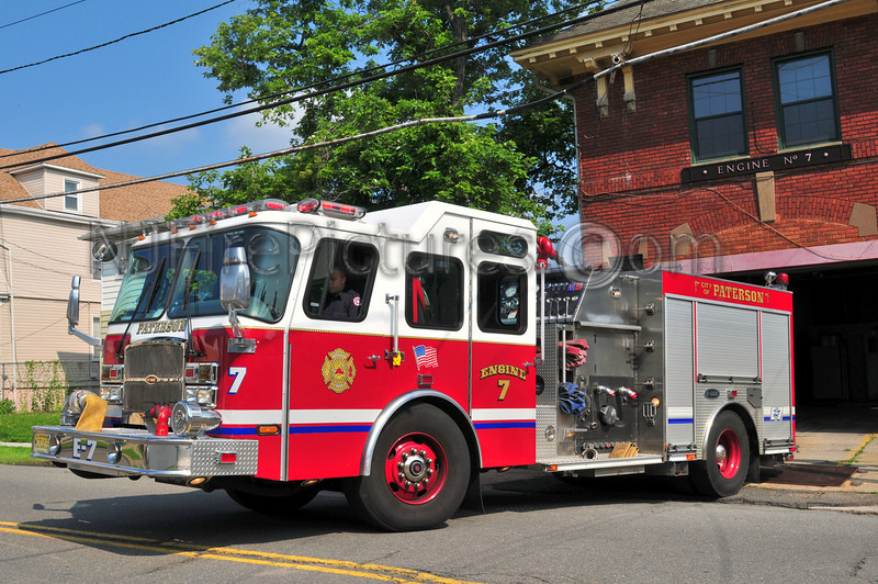 PATERSON, NJ ENGINE 7