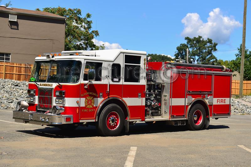 BLOOMINGDALE, NJ ENGINE 661
