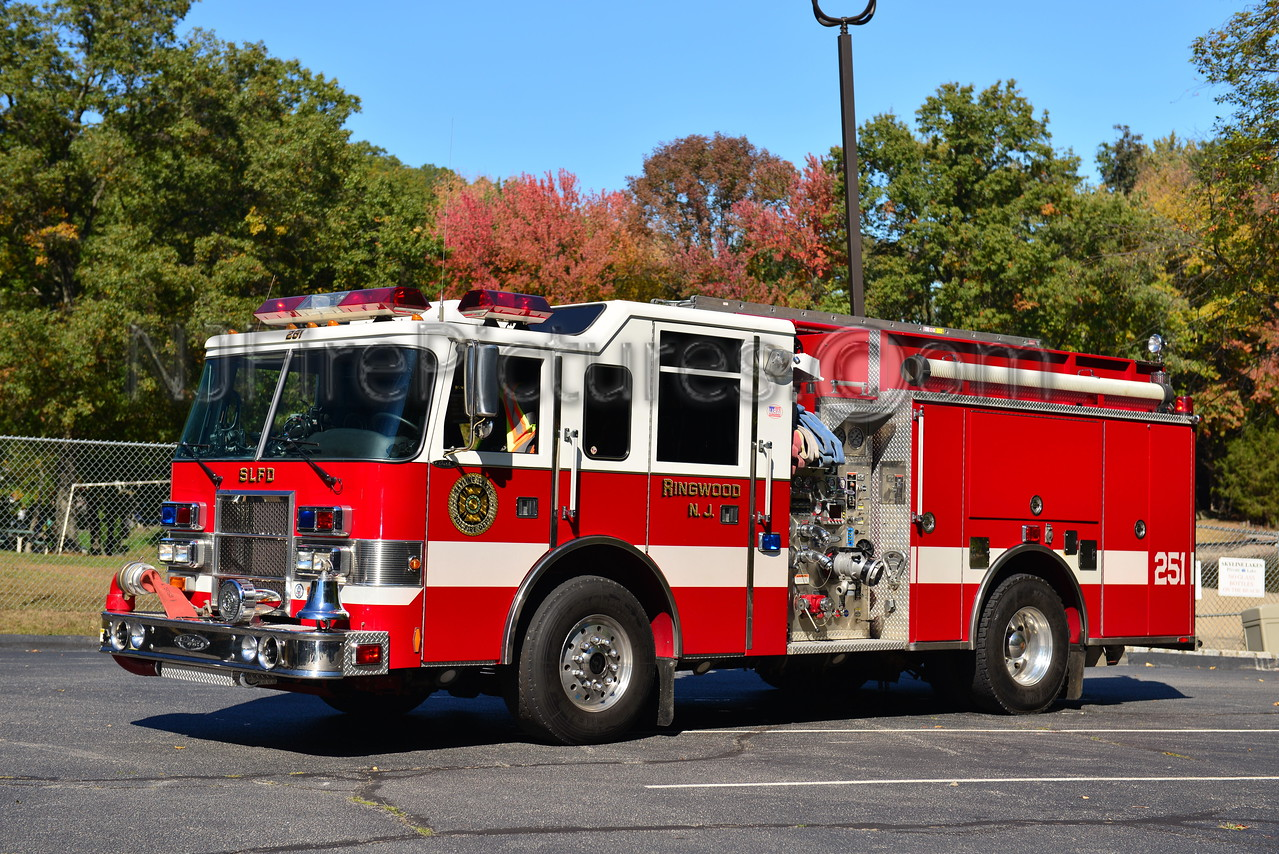 RINGWOOD, NJ SKYLINE LAKES ENGINE 251