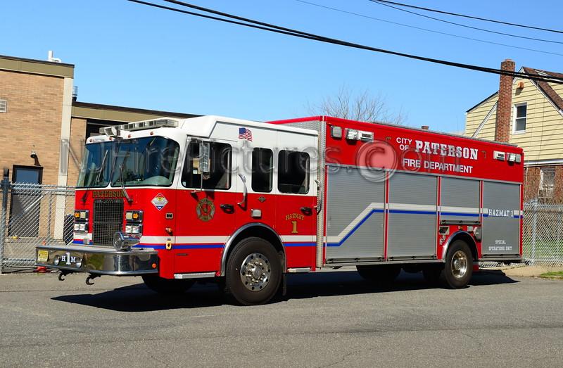 PATERSON, NJ HAZ MAT 1