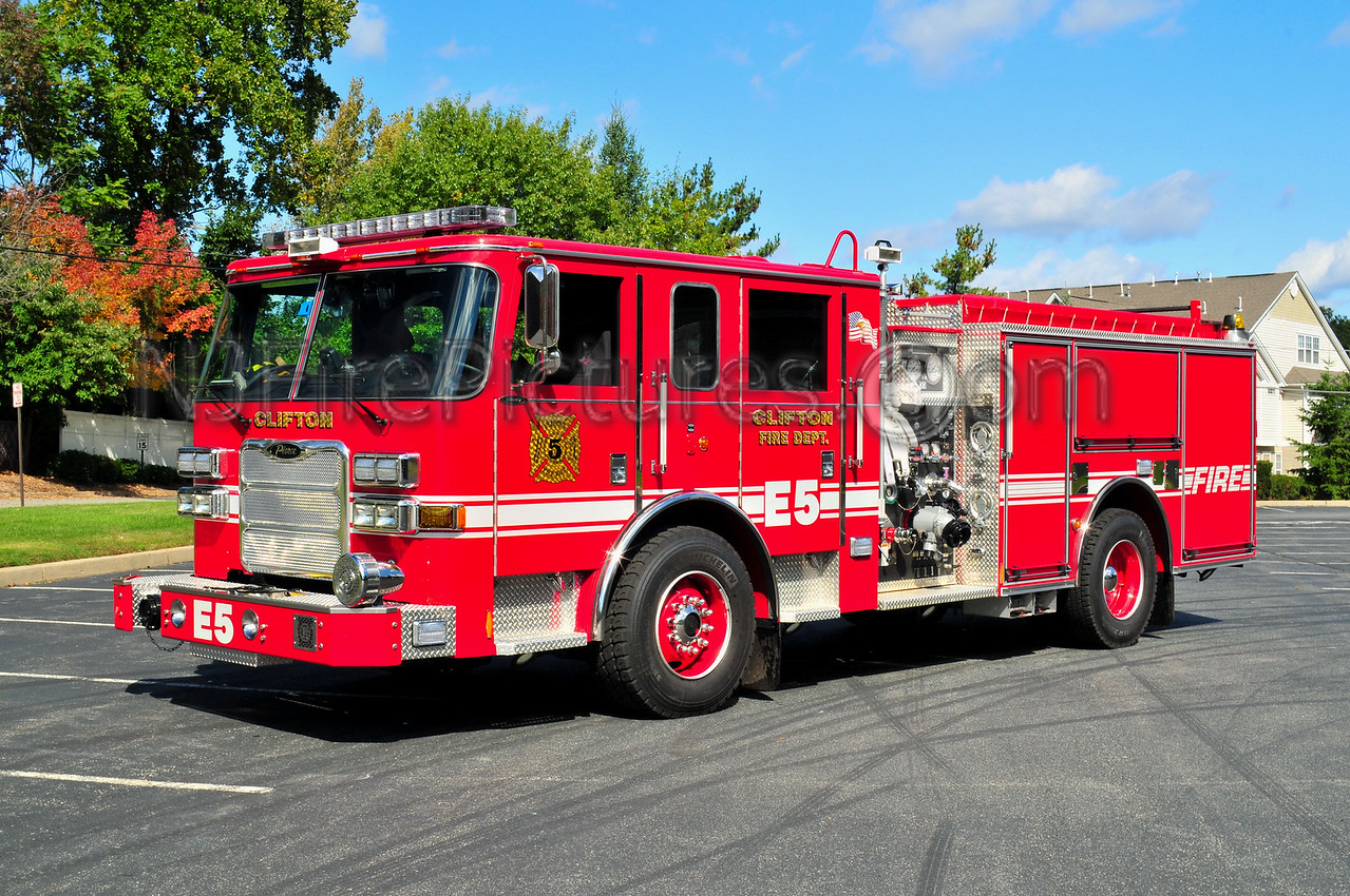 CLIFTON, NJ ENGINE 5