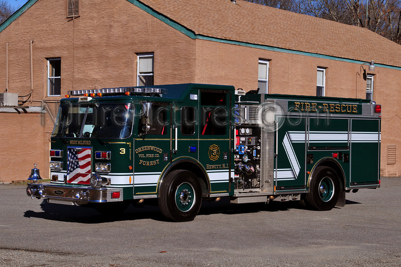 WEST MILFORD, NJ ENGINE 3