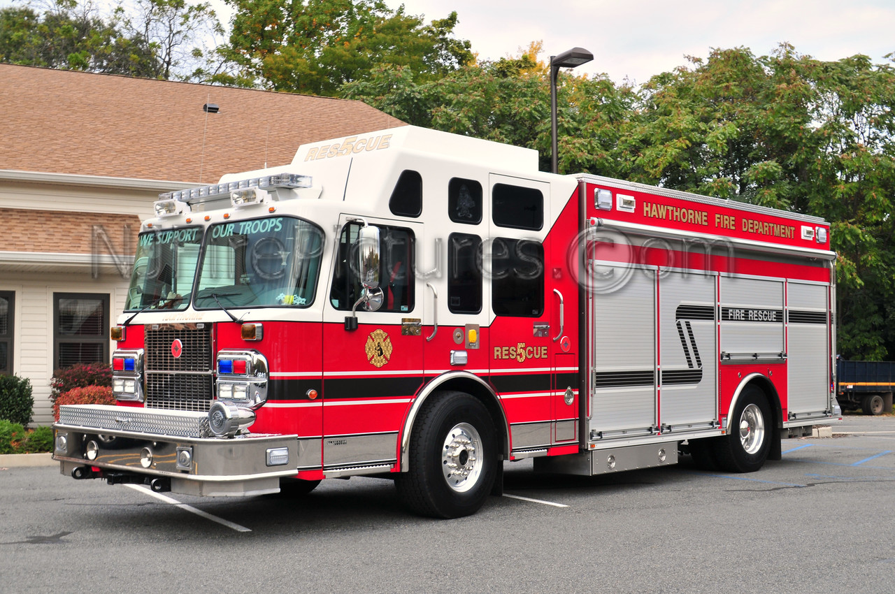 HAWTHORNE, NJ RESCUE 5