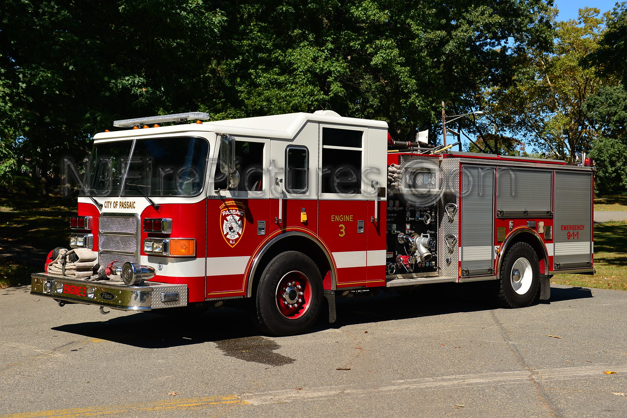PASSAIC ENGINE 3