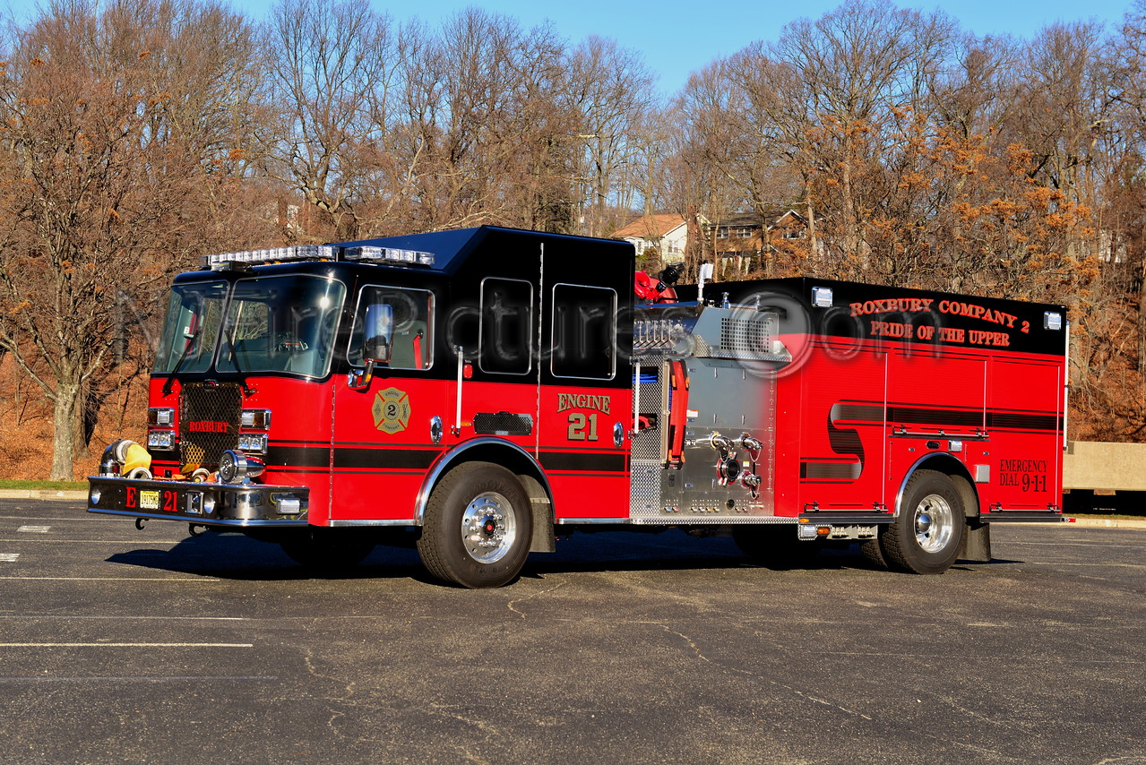 ROXBURY, NJ ENGINE 21