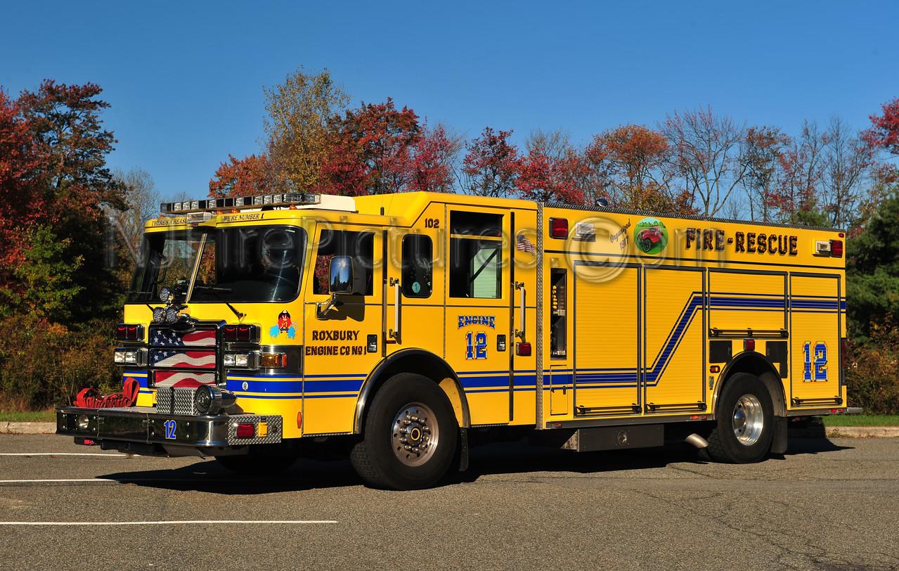 ROXBURY, NJ (SUCCASUNNA) ENGINE 12